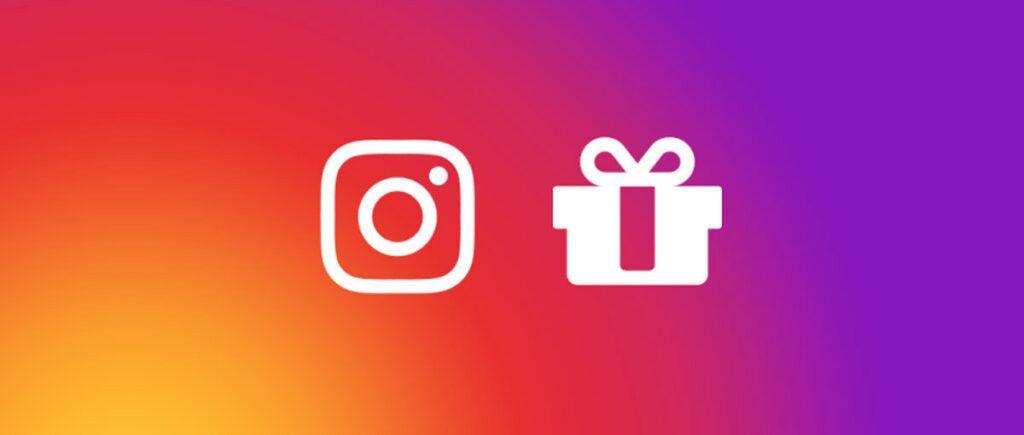Instagram и Розыгрыш