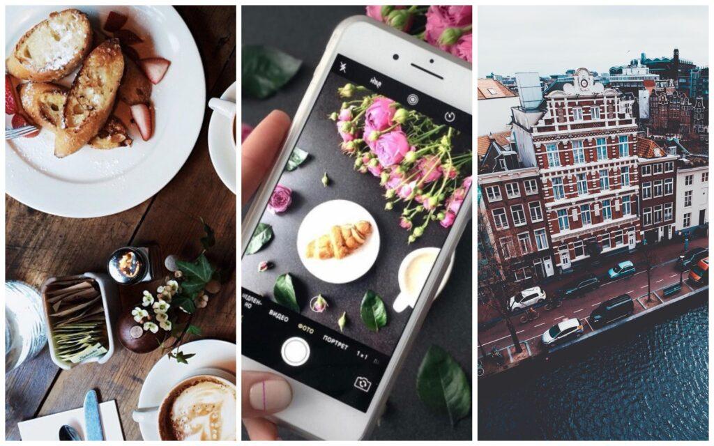 Продажа красивых фото и видео в инстаграме