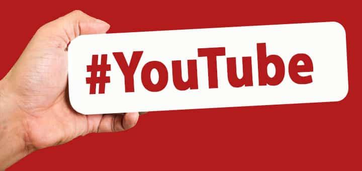 #YouTube HashTag