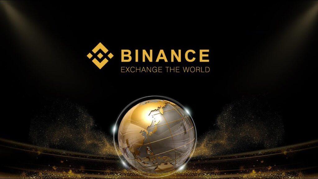 binance криптовалюта
